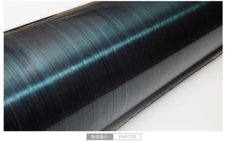 40 Ton Prepreg Carbon Fiber Cloth Roll 4410 MPA Tensile Strength  0.153mm Thickness